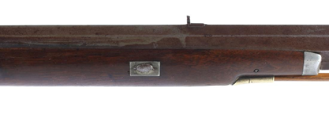 R. Jennings Hawken-Style .50Cal Percussion Rifle - 12