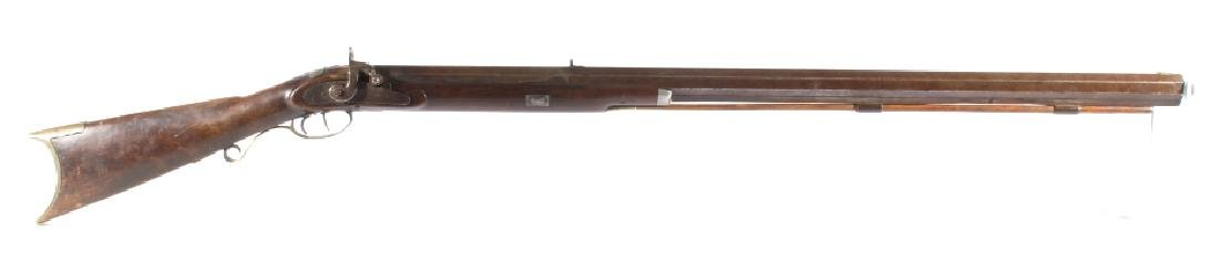 R. Jennings Hawken-Style .50Cal Percussion Rifle