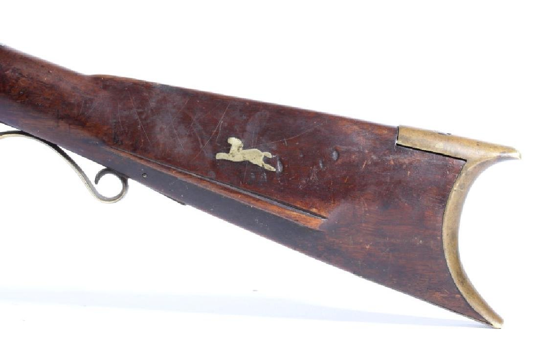 R. Jennings Hawken-Style .50Cal Percussion Rifle - 3
