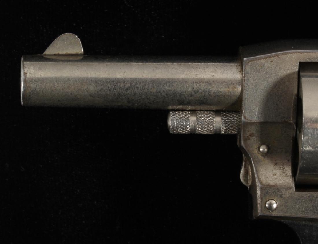 US Revolver Co. .32 S&W DA Revolver - Iver Johnson - 10