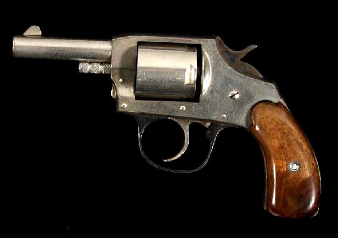 US Revolver Co. .32 S&W DA Revolver - Iver Johnson