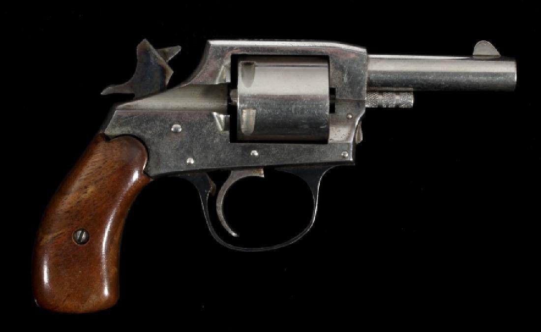 US Revolver Co. .32 S&W DA Revolver - Iver Johnson - 2
