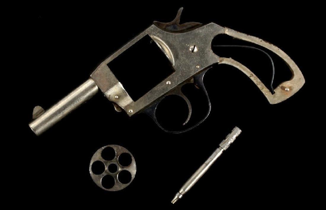US Revolver Co. .32 S&W DA Revolver - Iver Johnson - 3