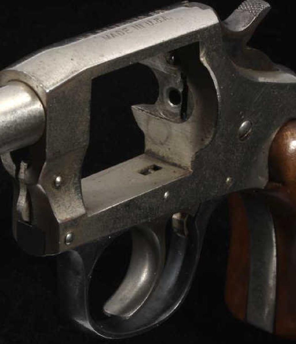 US Revolver Co. .32 S&W DA Revolver - Iver Johnson - 6