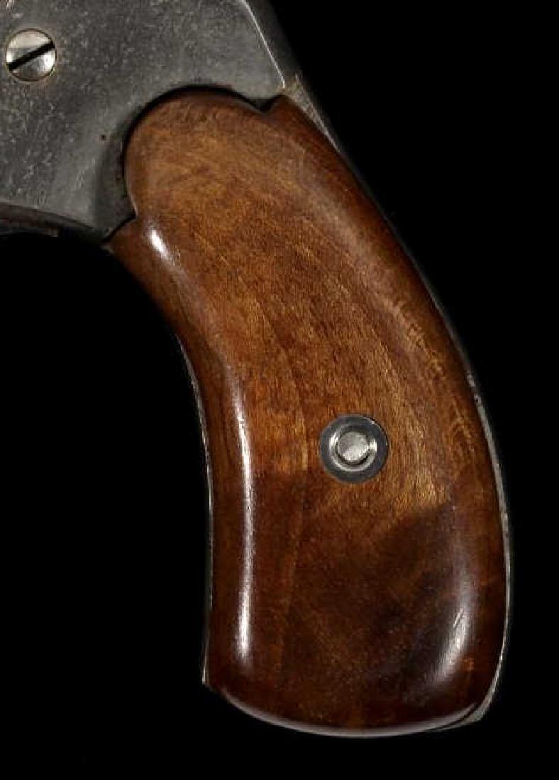 US Revolver Co. .32 S&W DA Revolver - Iver Johnson - 7