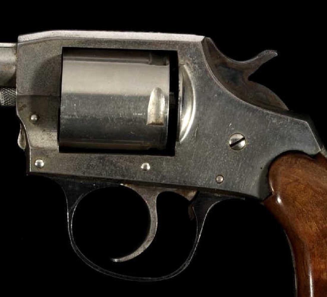 US Revolver Co. .32 S&W DA Revolver - Iver Johnson - 9