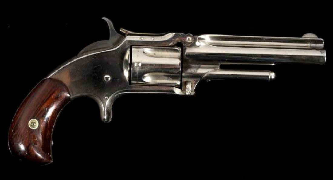 Smith & Wesson Mod 1 .32 Cal Break-Action Revolver