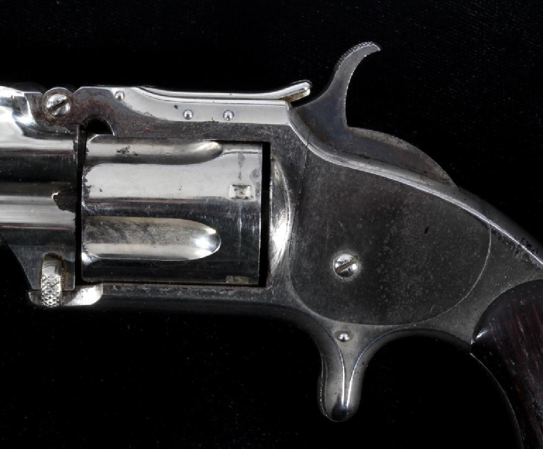 Smith & Wesson Mod 1 .32 Cal Break-Action Revolver - 9