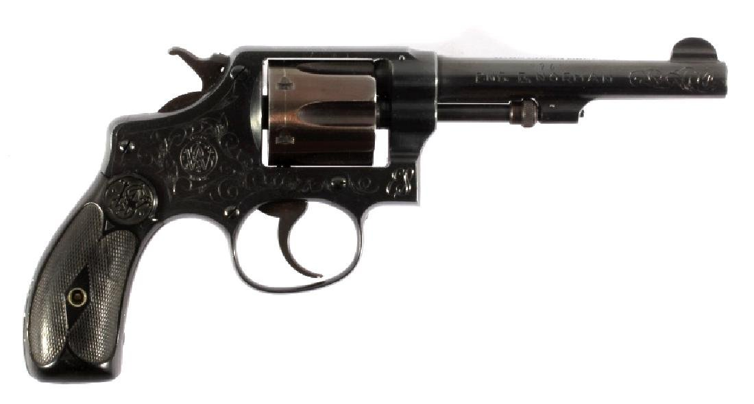 Smith & Wesson Hand Ejector Model 1903 Revolver - 3