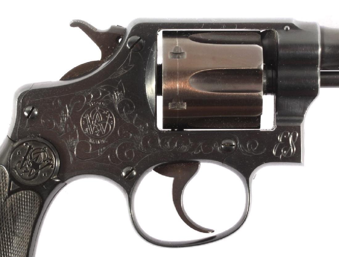Smith & Wesson Hand Ejector Model 1903 Revolver - 5
