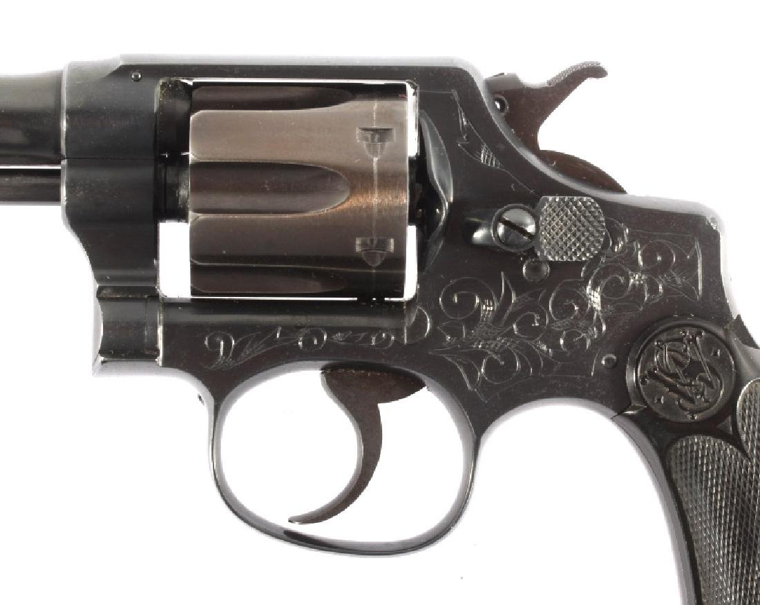 Smith & Wesson Hand Ejector Model 1903 Revolver - 8