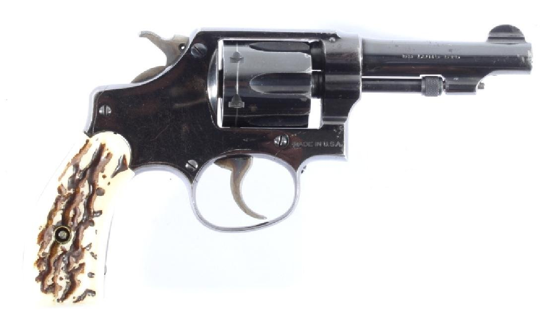 Smith & Wesson Hand Ejector Model 1903 Revolver - 2