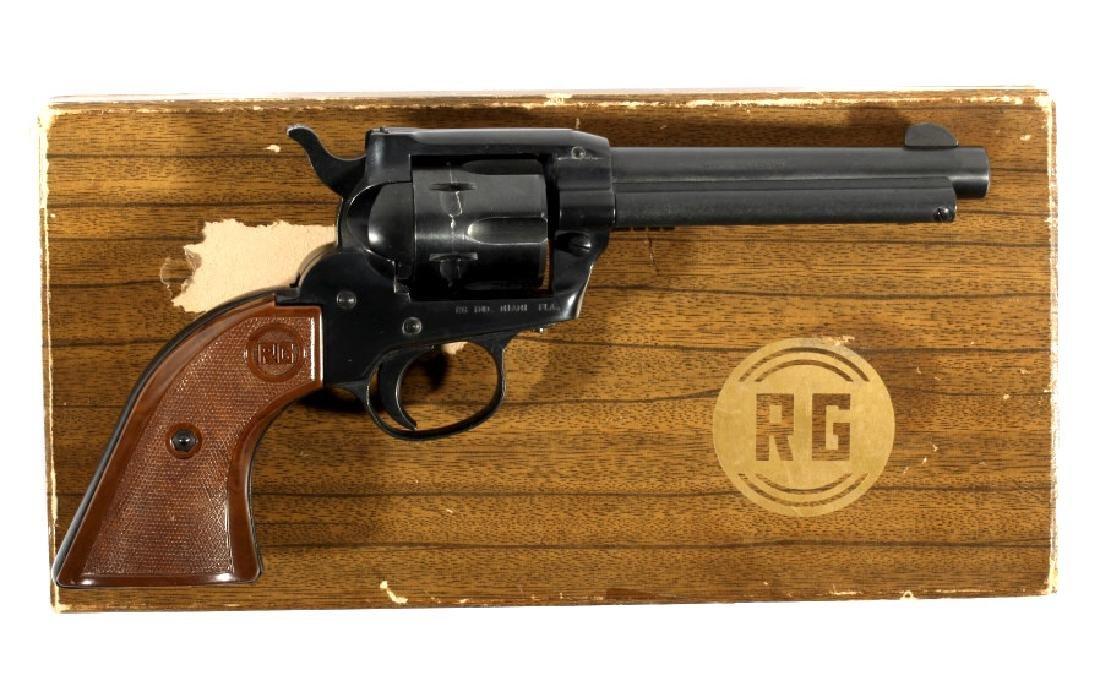ROHM Model 66 .22 LR single Action Revolver