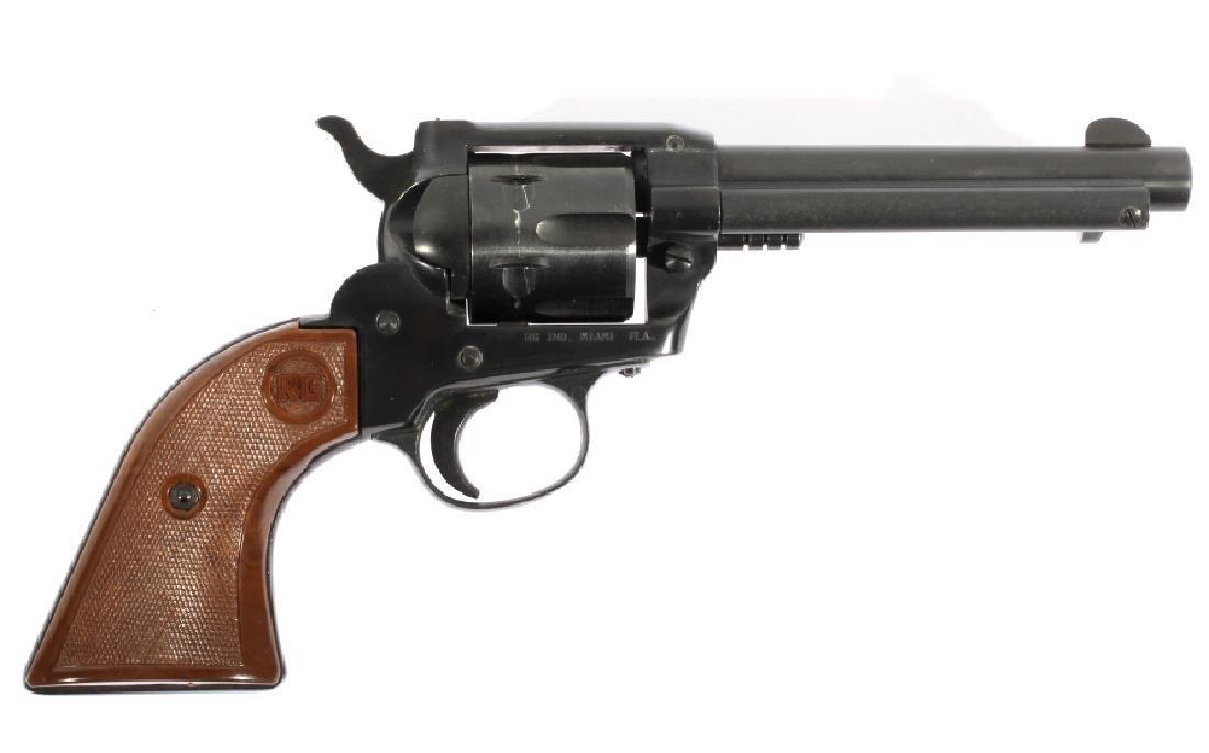 ROHM Model 66 .22 LR single Action Revolver - 2