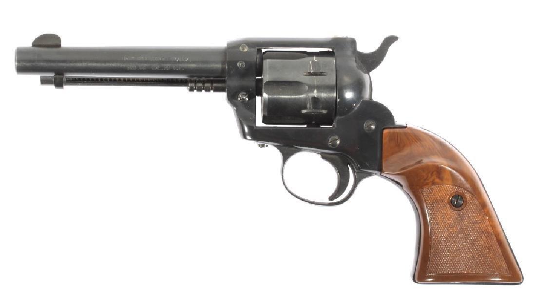 ROHM Model 66 .22 LR single Action Revolver - 3