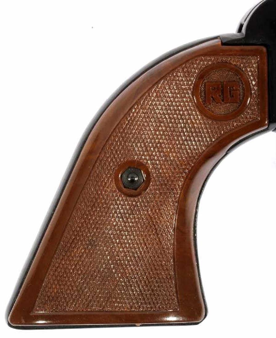ROHM Model 66 .22 LR single Action Revolver - 5