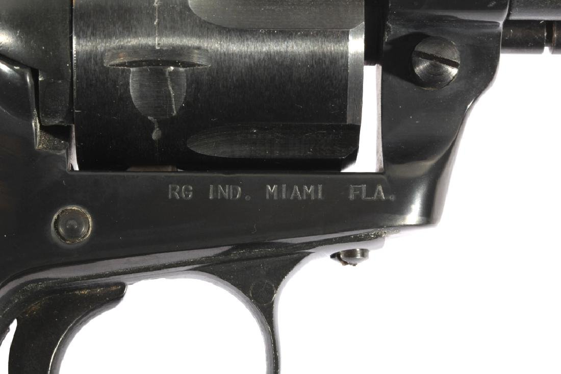 ROHM Model 66 .22 LR single Action Revolver - 9