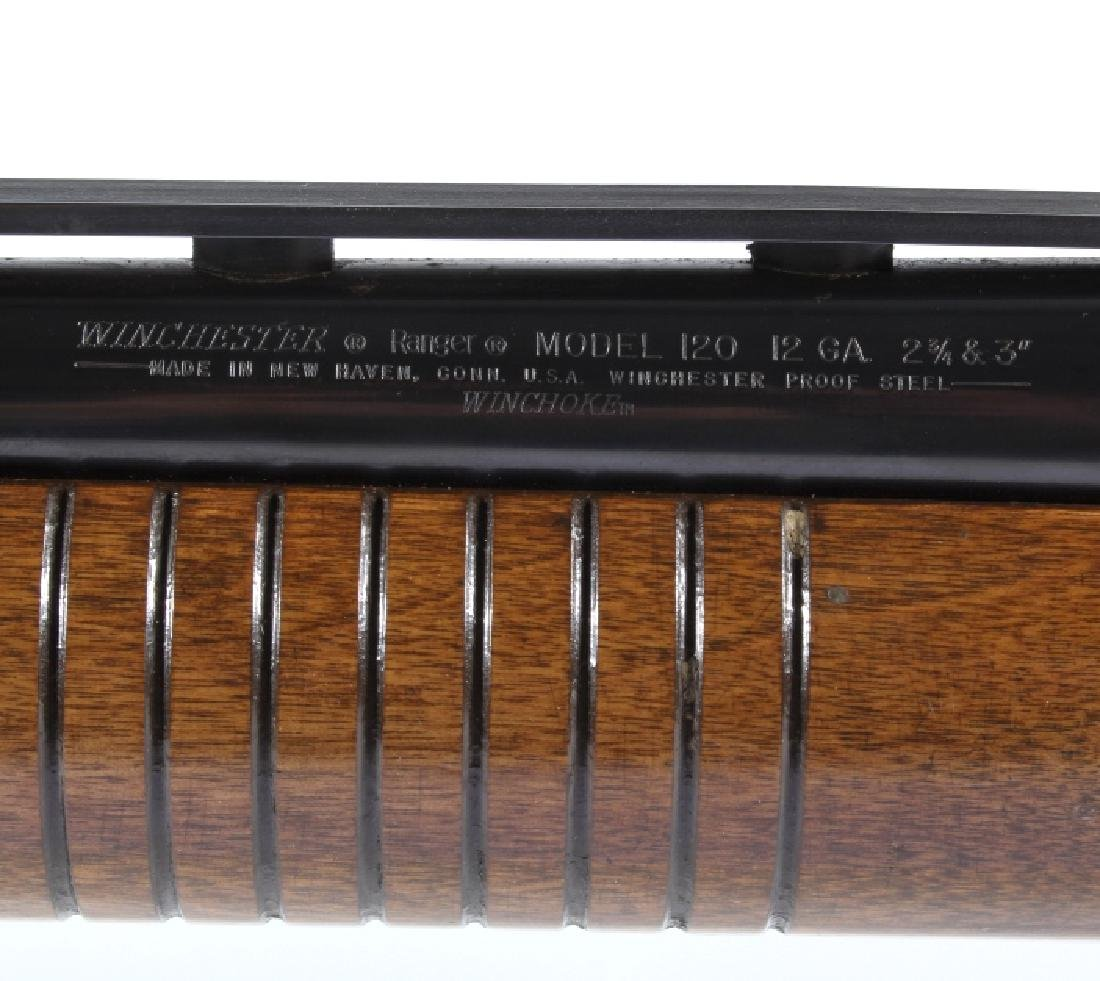 Winchester Ranger Model 120 Semi-Auto 12GA Shotgun - 6