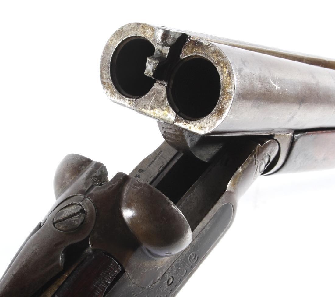 Crescent Firearms Co. - Seminole 12ga SxS Shotgun - 14