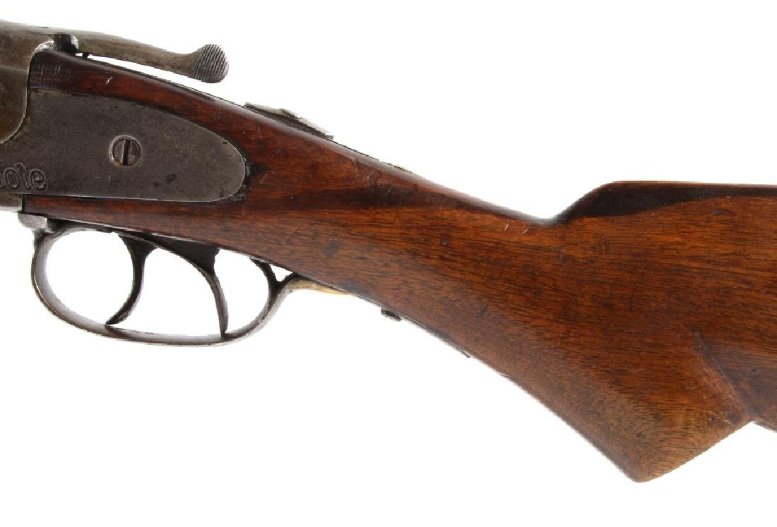 Crescent Firearms Co. - Seminole 12ga SxS Shotgun - 4