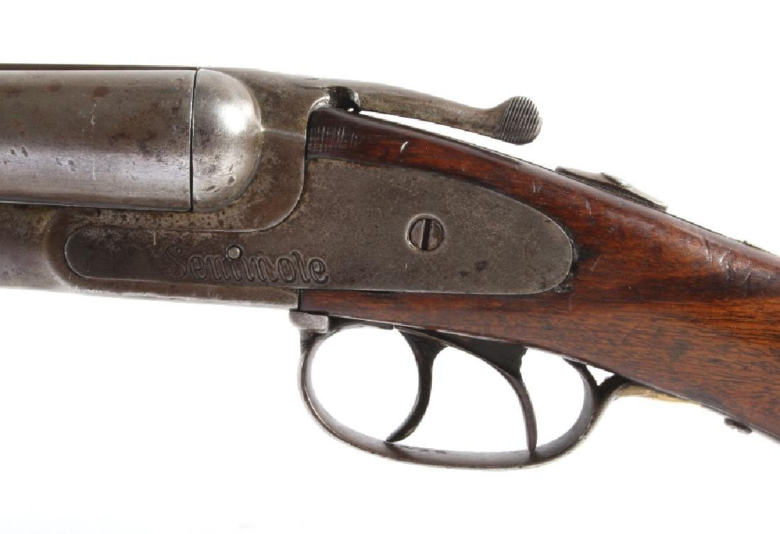 Crescent Firearms Co. - Seminole 12ga SxS Shotgun - 5