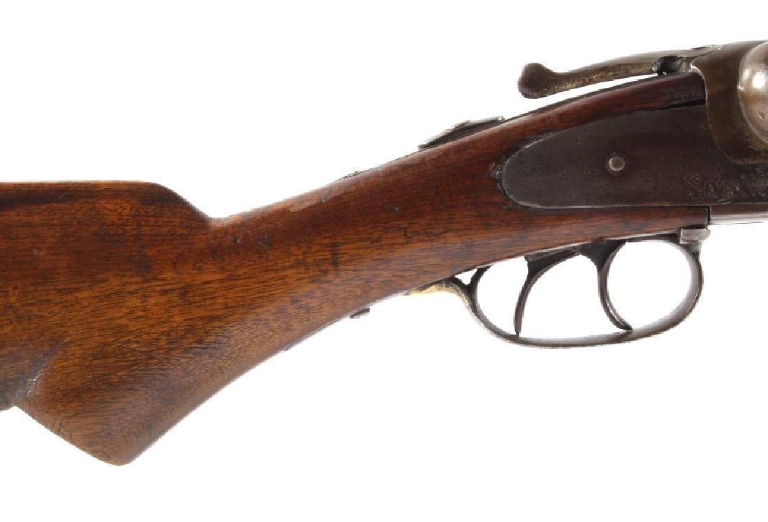 Crescent Firearms Co. - Seminole 12ga SxS Shotgun - 9