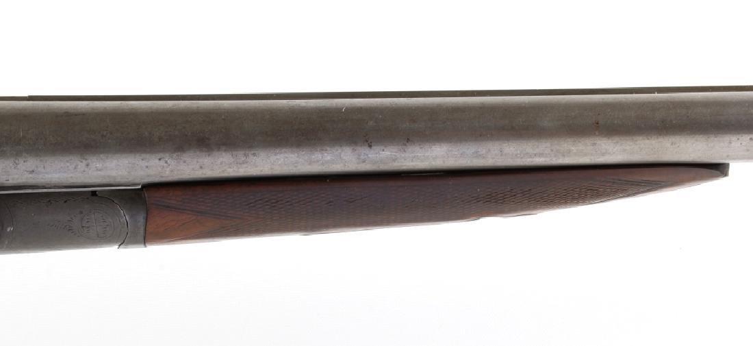 T.C. Montgomery 12ga SidexSide Percussion Shotgun - 10