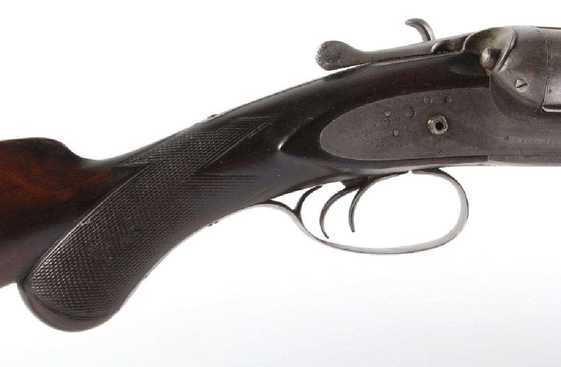 T.C. Montgomery 12ga SidexSide Percussion Shotgun - 8