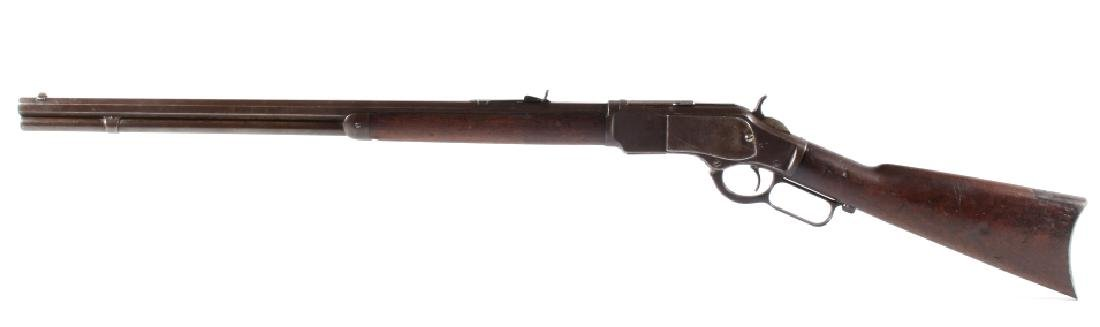 Winchester Model 1873 .38 WCF Octagon Lever Action