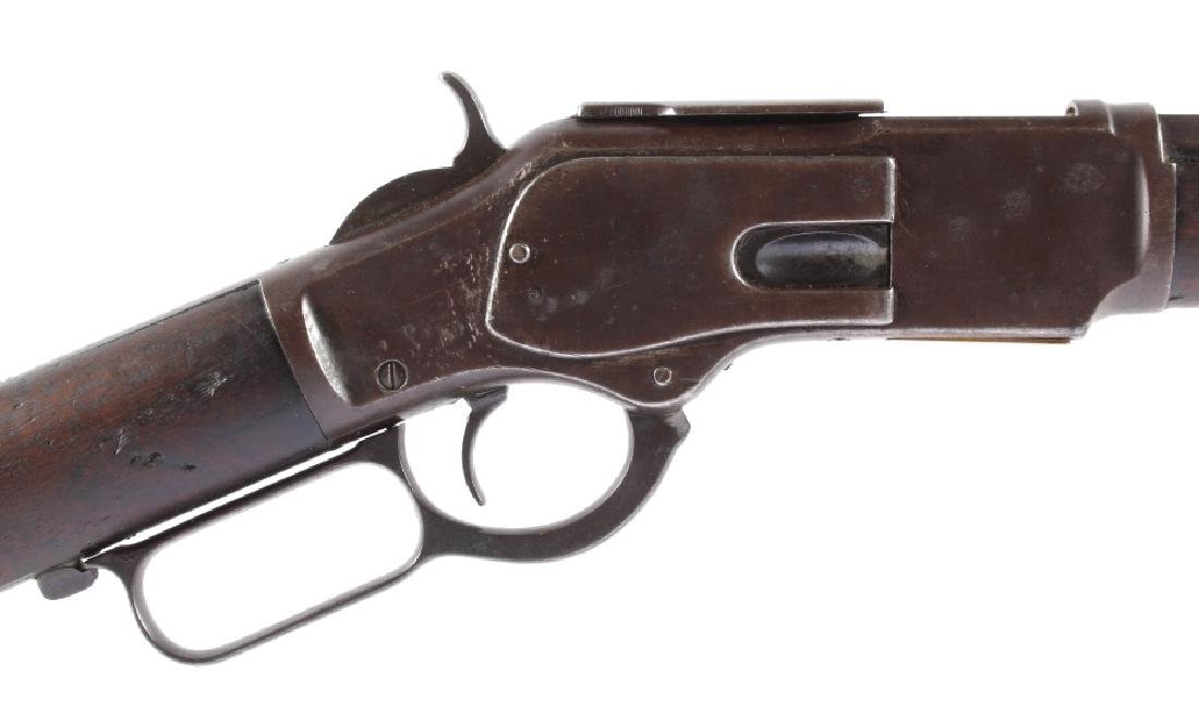 Winchester Model 1873 .38 WCF Octagon Lever Action - 4