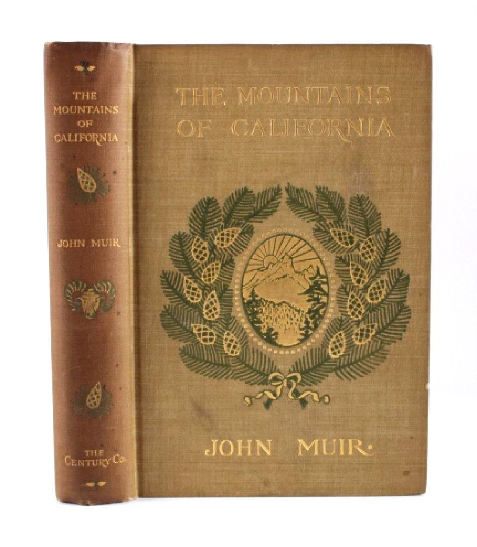 The Mountains of California by John Muir 1898 - 2