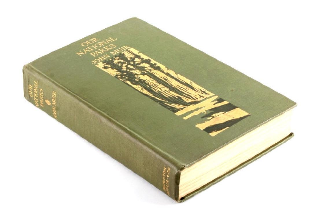 Our National Parks by John Muir 1902