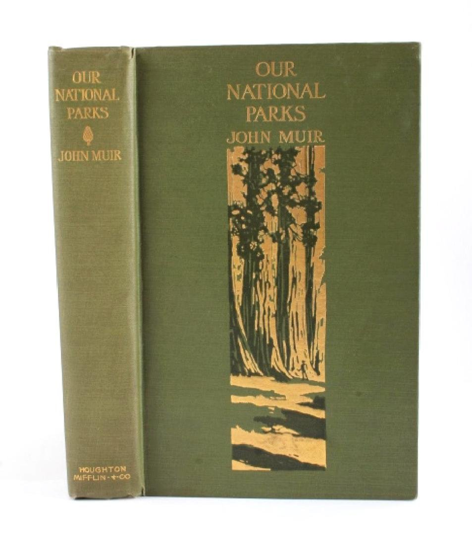 Our National Parks by John Muir 1902 - 2