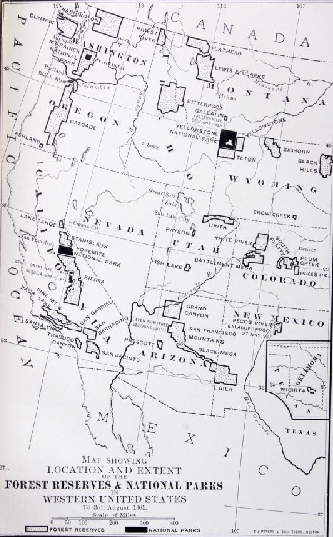 Our National Parks by John Muir 1902 - 6