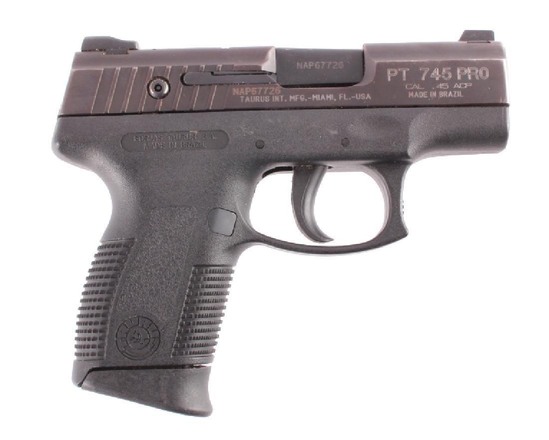 Taurus Millennium .45 Semi-Automatic Pistol - 2