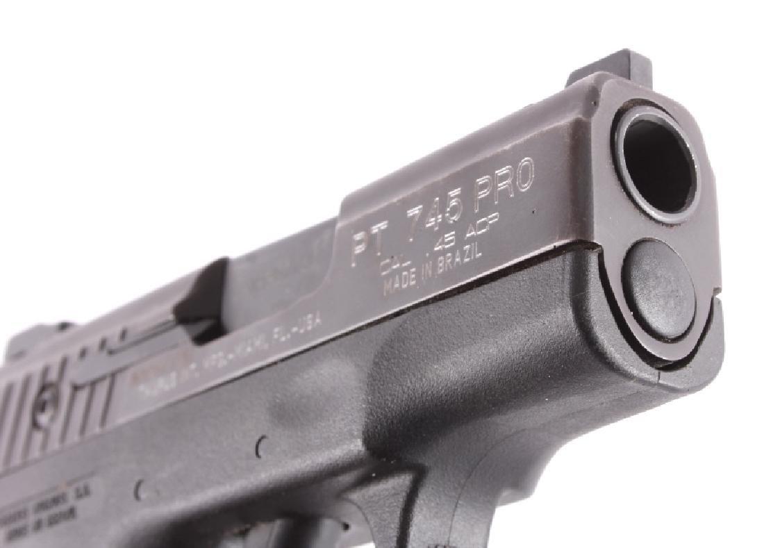 Taurus Millennium .45 Semi-Automatic Pistol - 5