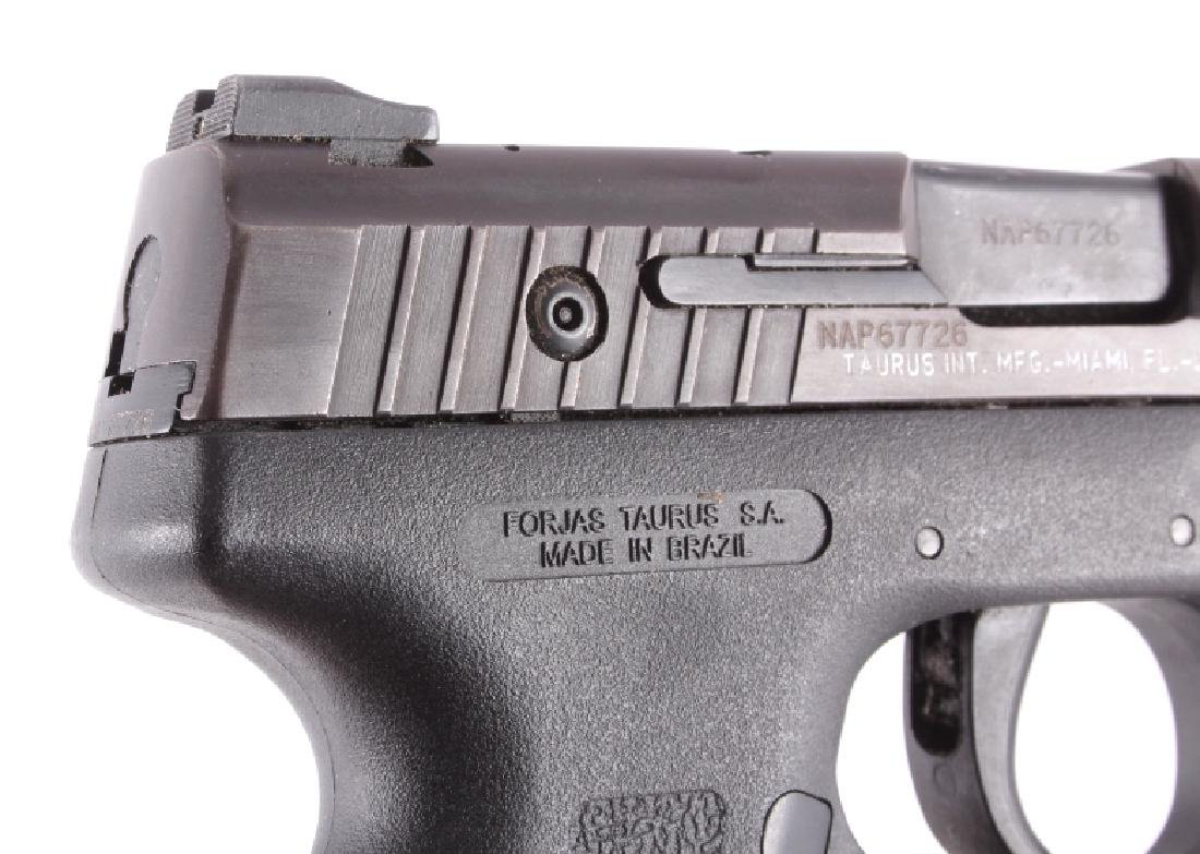 Taurus Millennium .45 Semi-Automatic Pistol - 7