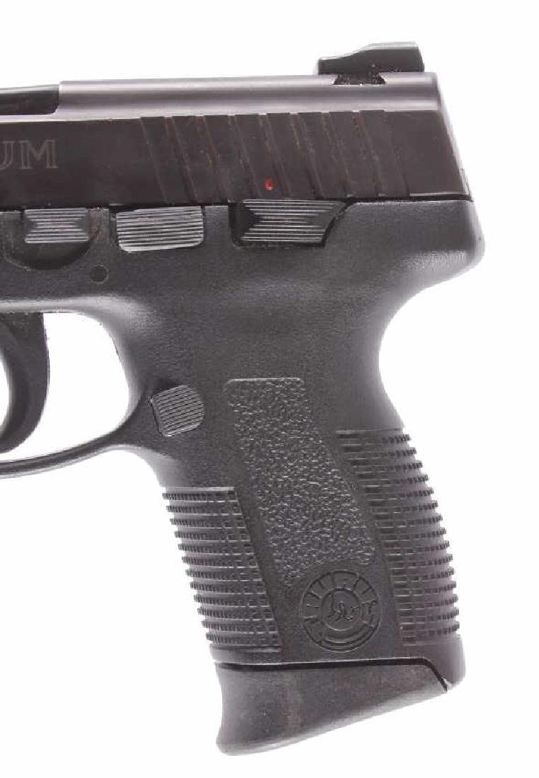 Taurus Millennium .45 Semi-Automatic Pistol - 9