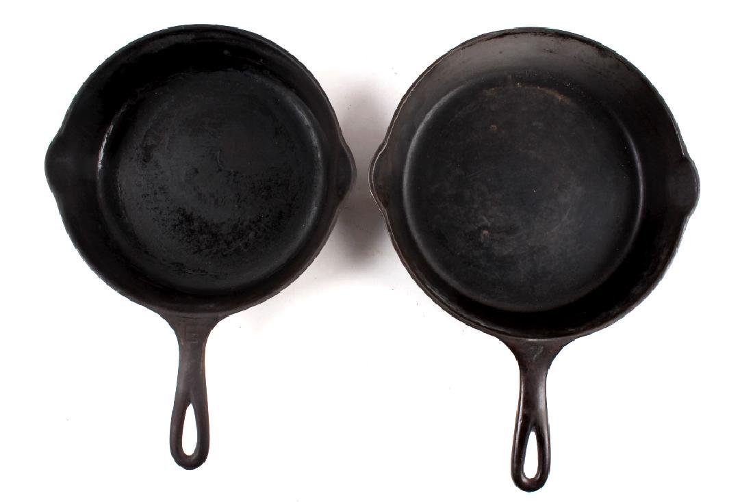 Griswold Cast Iron Skillet Collection c. 1924-1940 - 10