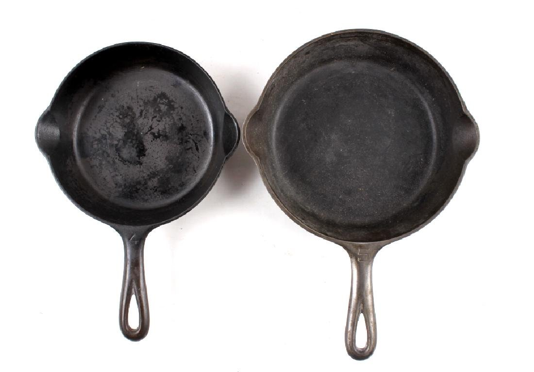 Griswold Cast Iron Skillet Collection c. 1924-1940 - 8