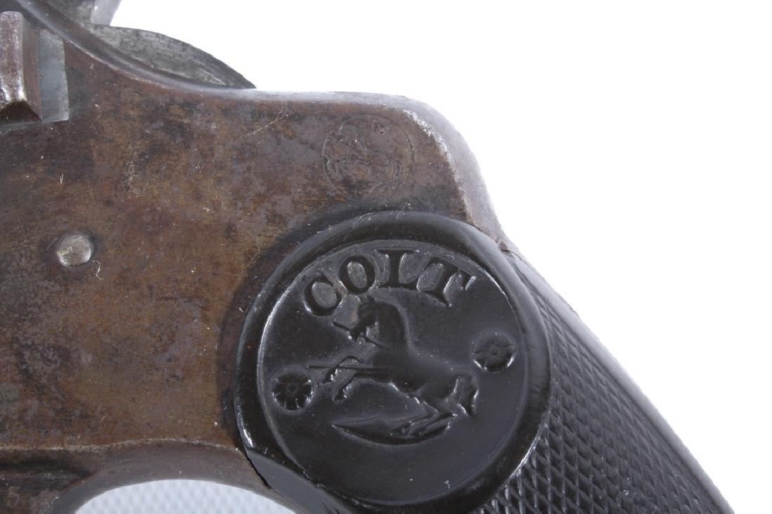 Colt Model 1892 .38 Long Colt D.A. Revolver 1905 - 11