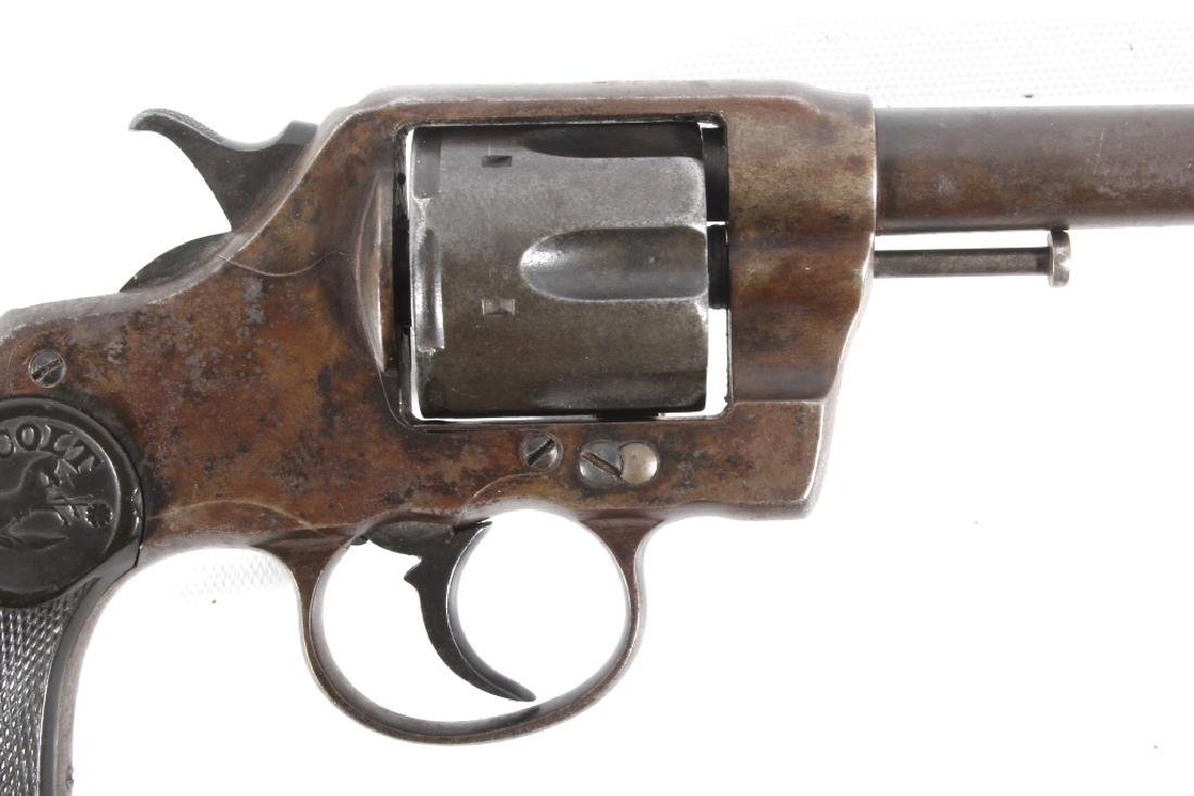 Colt Model 1892 .38 Long Colt D.A. Revolver 1905 - 3
