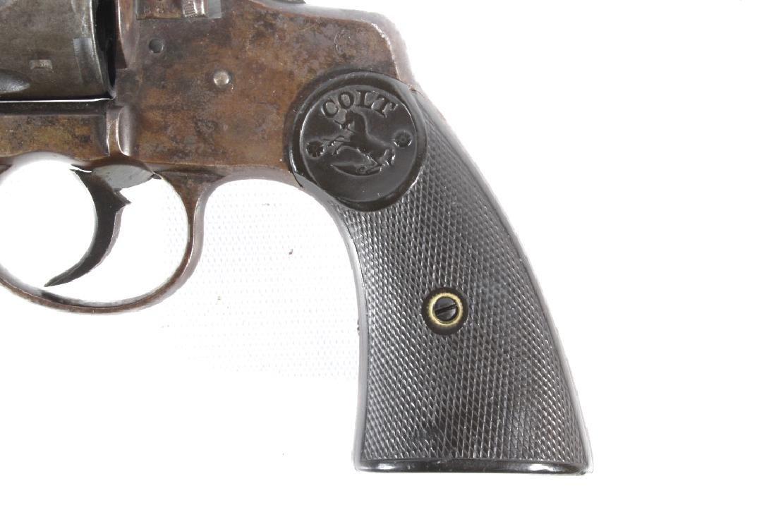Colt Model 1892 .38 Long Colt D.A. Revolver 1905 - 7