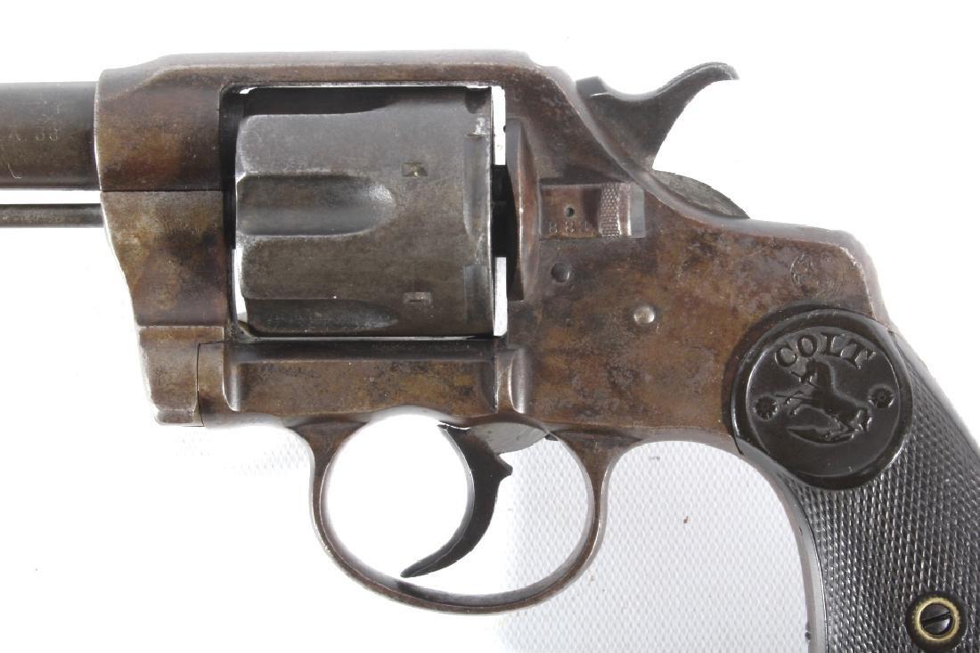 Colt Model 1892 .38 Long Colt D.A. Revolver 1905 - 8