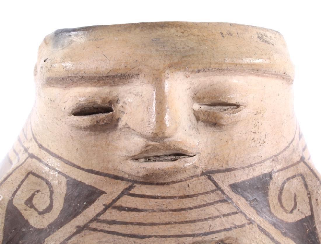 Casas Grandes Polychrome Effigy Jar c. 1250 AD - 2