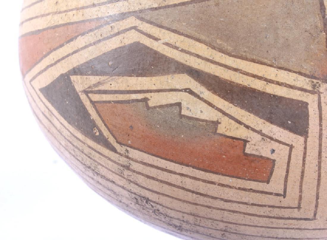 Casas Grandes Polychrome Effigy Jar c. 1250 AD - 8