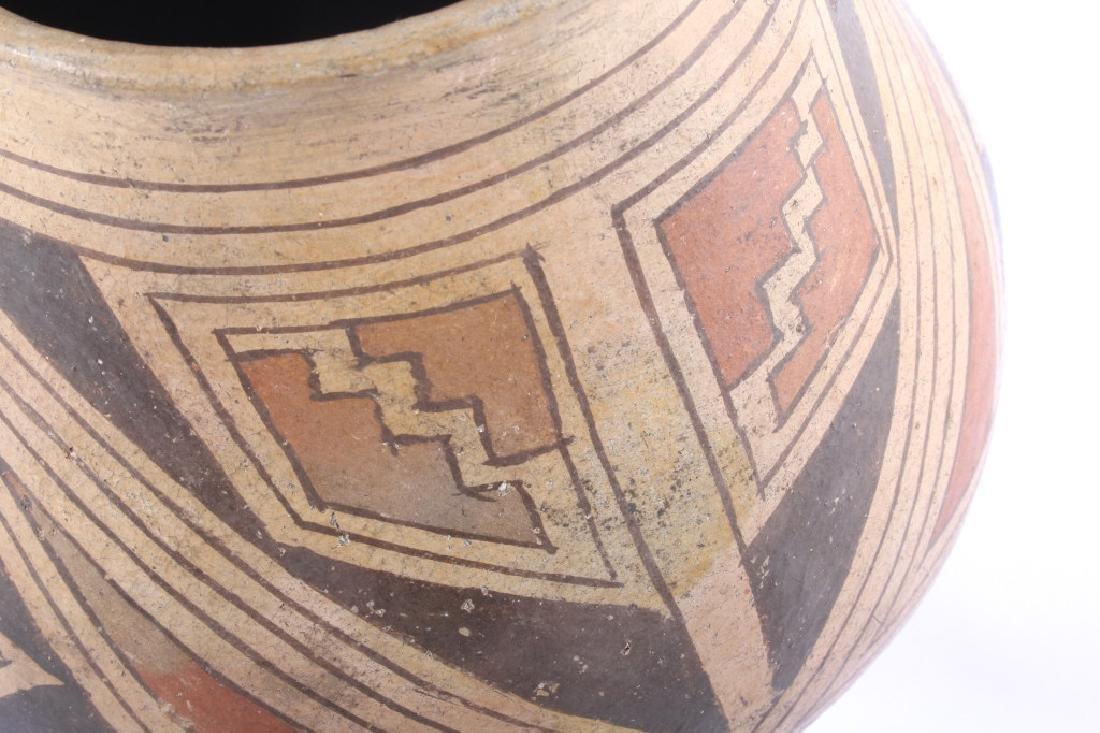 Casas Grandes Polychrome Effigy Jar c. 1250 AD - 9