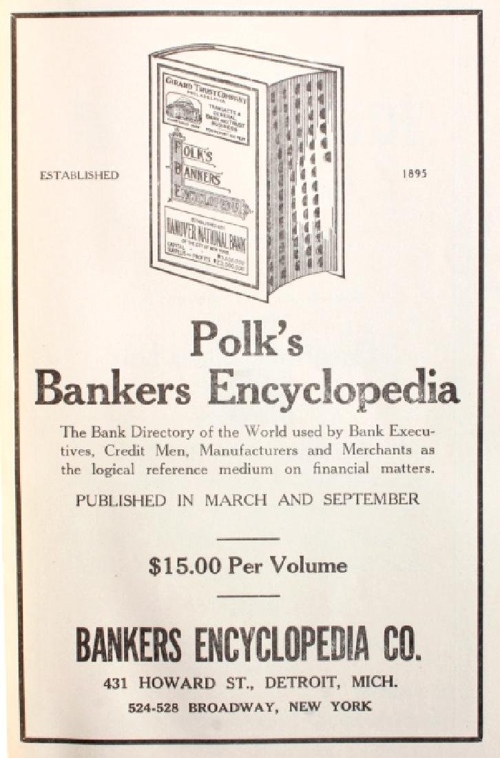1925-28 Butte Montana Polk Directory Collection - 6
