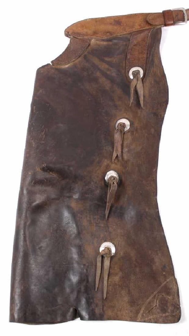 Jack Connolly Chaps Livingston, Montana 1929-50 - 6