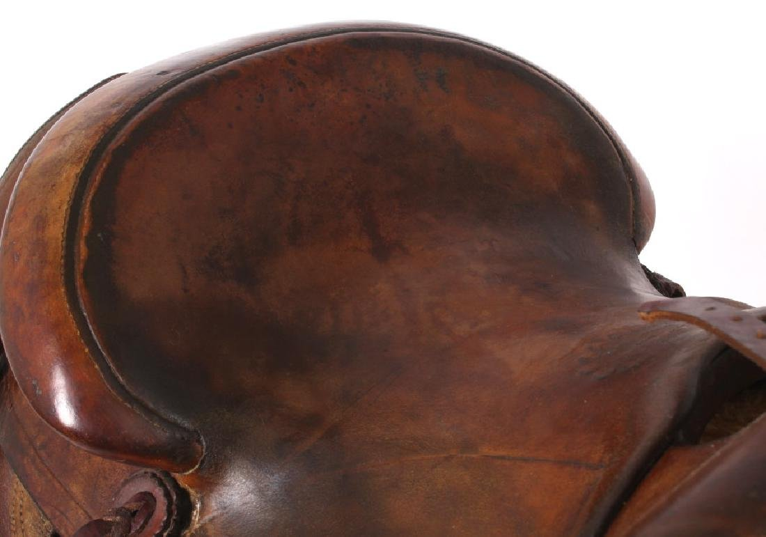 Pat Connolly Billings, MT Western Style Saddle - 10